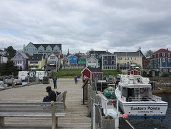 Lunenburg from Wharf