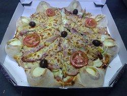 Pizzas Do Chef, Sabor & Qualidade