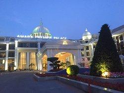 Amara Premier Palace или начало разочарования в сервисе турецких отелей