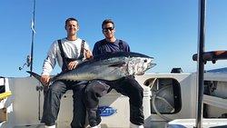 Bluefin tuna fishing
