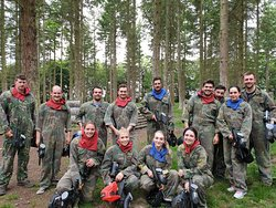 Weekend Warriors Paintball
