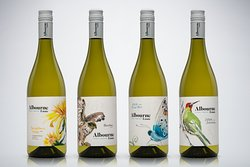 Albourne Estate's still wine range