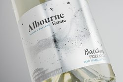 Albourne Estate's newly released Bacchus Frizzante 2018