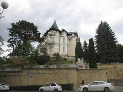 Якобы дом Кшесинской на Ленина 13