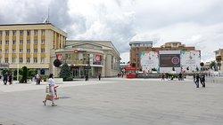 Ставрополь. Александровская площадь
