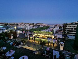 Sky Bar Lisboa by SEEN