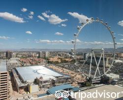 The Valley Penthouse at the Harrah's Las Vegas