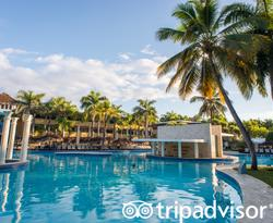 The Main Pool at the Iberostar Costa Dorada
