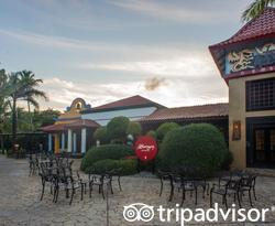 Specialty Restaurants at the Caribe Club Princess Beach Resort & Spa