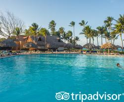 The Side Pool at the Caribe Club Princess Beach Resort & Spa