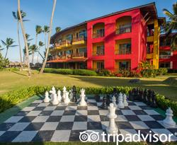 Grounds at the Caribe Club Princess Beach Resort & Spa