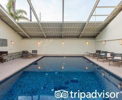 The Main Pool at The Belamar Hotel