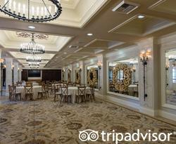 Ballrooms at the Rancho Valencia Resort & Spa
