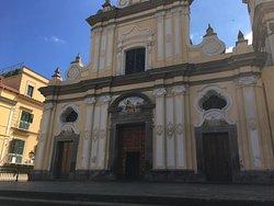 Lovely church exterior
