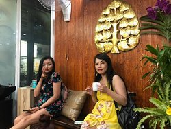 Gorgeous customers at Golden Touch Massage 2