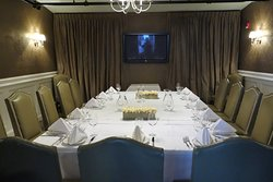 The Executive Private Room
