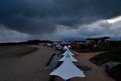 Whitmore Bay, storms.