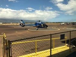 Blue Hawaiian Helicopter Tours - Maui