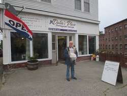 Dalia's Place on Main Street in Greenville NH!