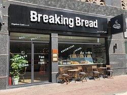 Breaking Bread in Dubai Marina