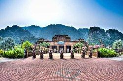 Lost World Of Tambun, Ipoh Theme Park Entrance