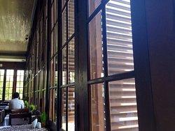 Classic wooden windows