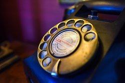 Retro Telephone