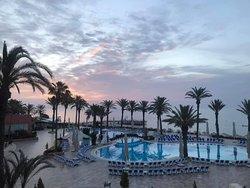 Утро в Asteria Hotel Fantasia 5*