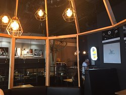 Un bar/brasserie très sympa