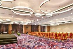 The Jenan ballroom
