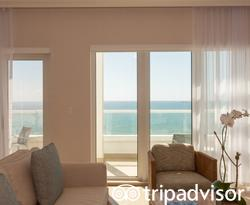 The One Bedroom Suite at The Palms Hotel & Spa