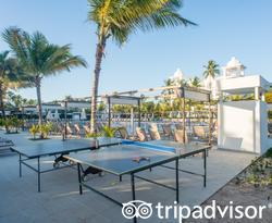 Games at the Hotel Riu Palace Punta Cana