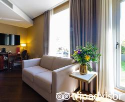 The Suite with Terrace at the NH Collection Paseo del Prado