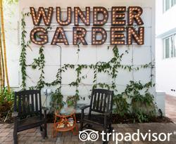 Wunder Garden at the Circa 39 Hotel