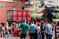 Join us this summer on the patio for food, spirits, music + other events!
