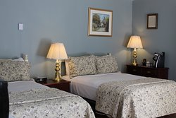 Historic Inn Room