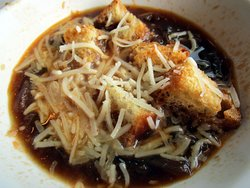 Cup of French Onion Soup