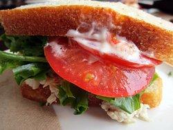 Roast Turkey & Avocado BLT