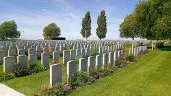 Ypres Memorial