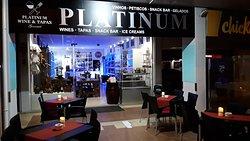 Platinum - Wine & Tapas