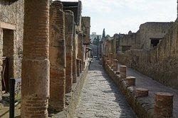 Streets of Ercolano