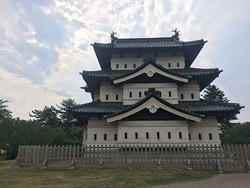 Worth visiting to know more about the history of Hirosaki