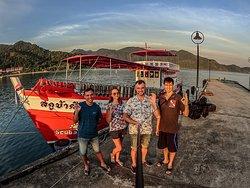 Diving Pattaya - Koh Chang