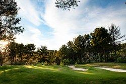 Golf de Marseille La Salette Provence credit : Steve Carr