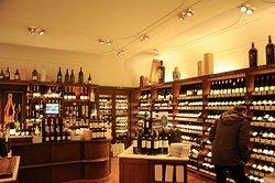 Die Weinabteilung