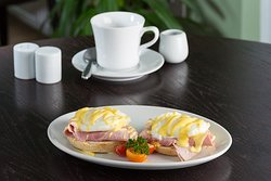 Delicious breakfasts, using locally sourced ingredients