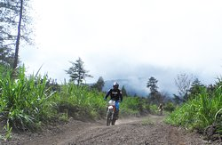 Bali Wilderness Dirt Bike -Tur Harian