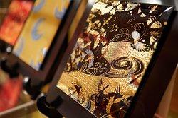 Japan-made souvenirs