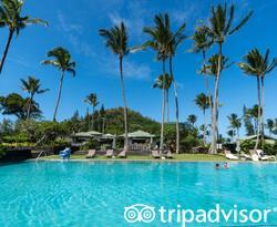 Wellness Pool at the Pools at the Travaasa Hana, Maui