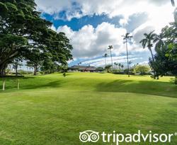 Grounds at the Travaasa Hana, Maui